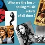 Who were the greatest music artists of all time ?