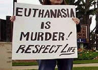Euthanasia is Murder ??