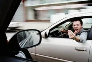 Road rage on the Surge