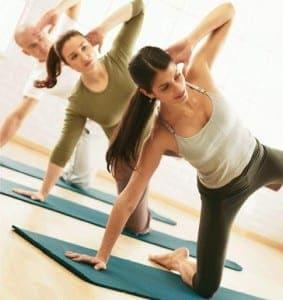 Pilates Excersice