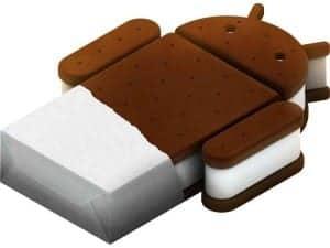 Android Ice Cream Sandwich : Dailyjab.com