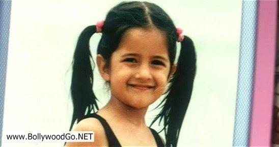 Rare unseen cute pic of katrina kaif