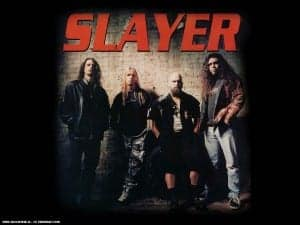 Slayer : The greatest rock bands (whatwhy.in)