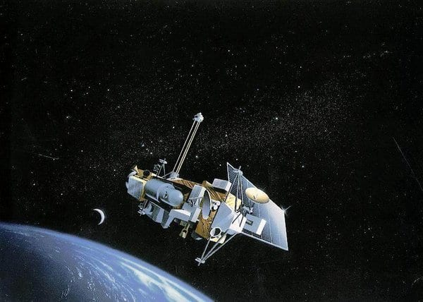 Cosmic Log satellite