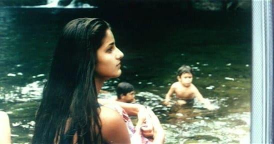 Rare unseen pic of Young katrina kaif
