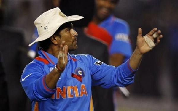 Sachin Tendulkar's suggestion rejected by ICC