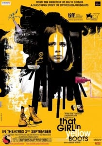 That girl in yello boots - Movie Review