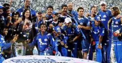 IPL Champions: Mumbai Indians