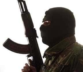 Terrorist : A poem