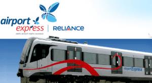 Delhi Metro Airport Express Line