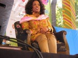 Oprah Winfrey @ Jaipur Literature Festival