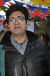 Prasoon Joshi @ jaipur literature festival