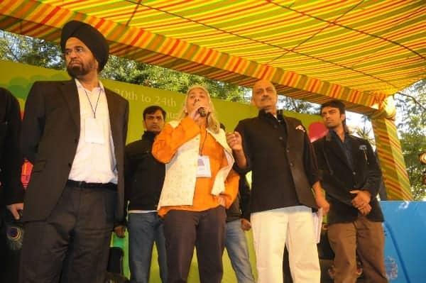 Sanjoy Roy @ Jaipur Literature Festival