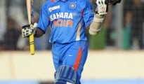 "the 100 century via the god ""Sachin"""