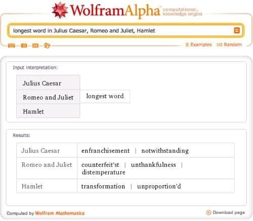 longest-word-in-julius-caesar-romeo-and-juliet-hamlet-wolframalpha