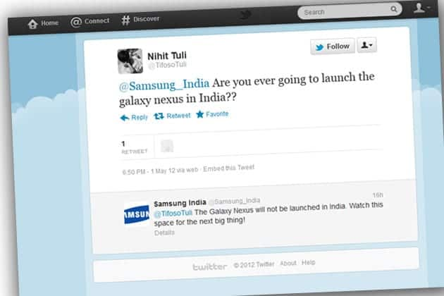no-galaxy-nexus-for-indians