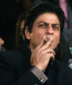 Shahrukh Smoking
