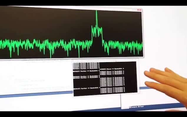 Soundwave Gesture Recognition