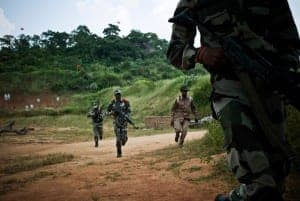 Anti-Naxal Operation In Chhattisgarh