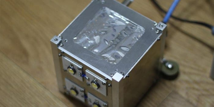 Your own do it yourself satellite by song ho jun dailyjag satellit made by song ho jun solutioingenieria Choice Image