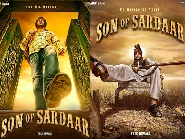 Ajay Devgan's 'Son Of Sardar': Trailer Out Now - DailyJag
