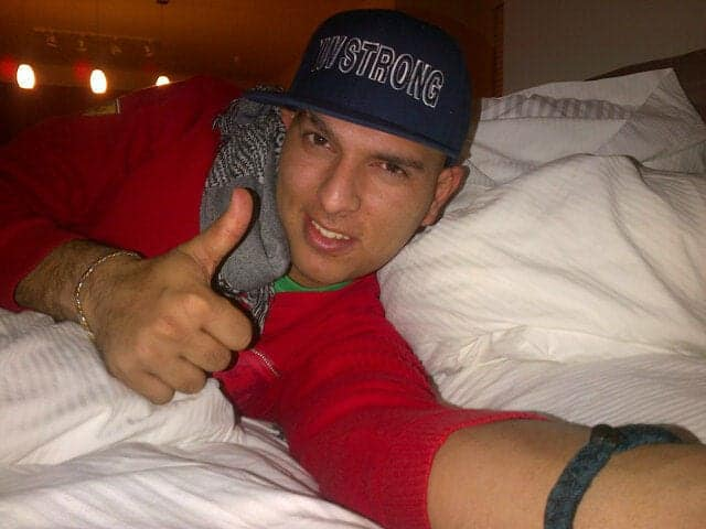 Yuvraj Singh After Cancer Treatment