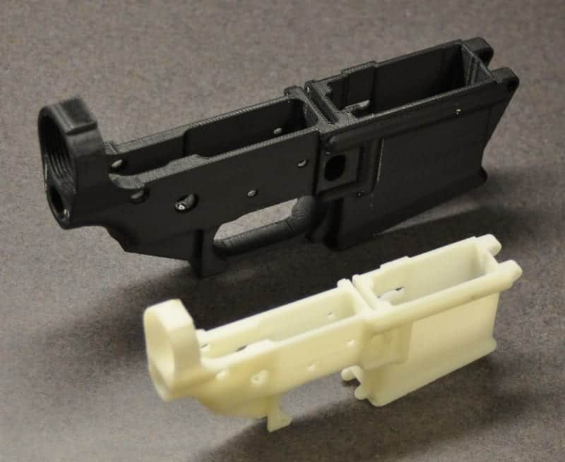 3D Printed Gun Parts
