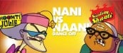 JUMPIN: Nani Vs Naani, the Dance-Off (Funny Grandma Animation Video)