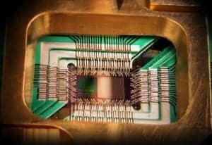 Quantum Computer Chip