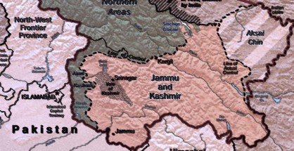 The Kashmir War