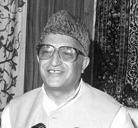 Ghulam Mohammad Shah 1