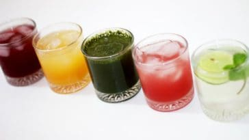 Healthy and Refreshing Drinks