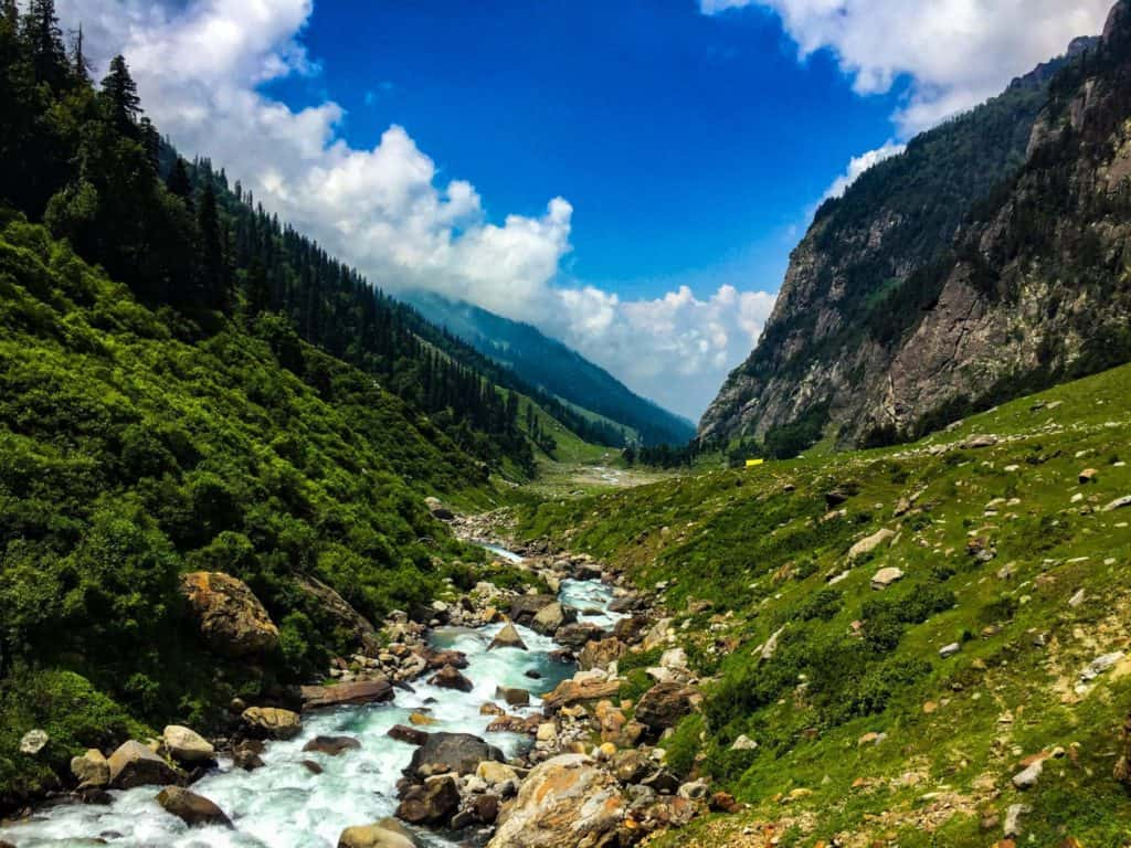 Hampta Pass Trek, Manali