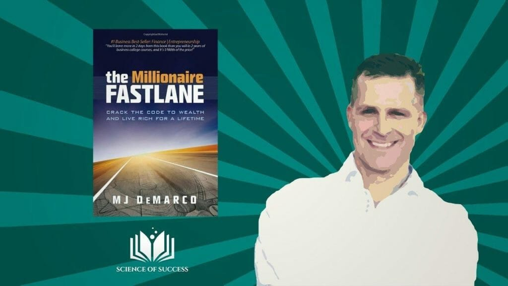 The Millionaire Fastlane by M.J. Demarco - animated book summary ...