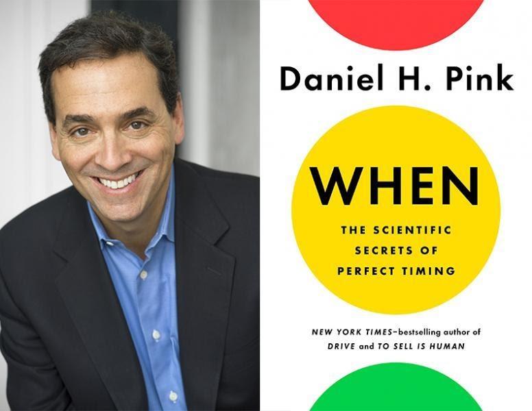 When by Daniel H Pink