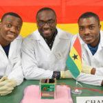 Ghana cubesat
