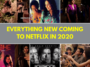 Everything new coming to Netflix in 2020