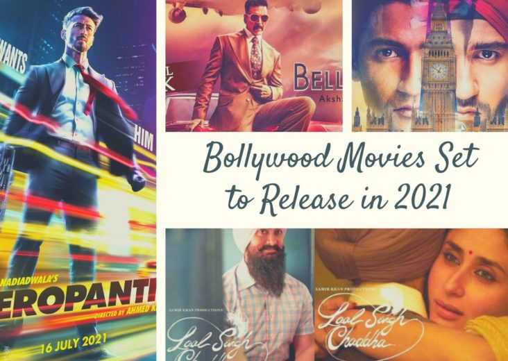 Bollywood Movies Set to Release in 2021